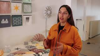 Yael Akirav   Conductive Origami IsolaDD Interview DDW