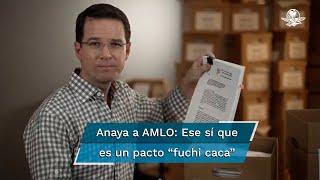 """El excandidato presidencial anunció que presentará una serie de cuatro videos para desmentir la acusación en su contra del exdirector de Pemex, Emilio Lozoya, quien tiene un """"pacto perverso"""" con López Obrador"""