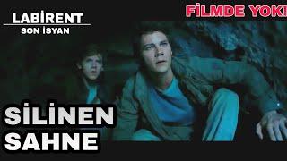 Labirent Son İsyan Silinen Sahne Filmde Yok  Dylan Obrien, Kaya Scodelario,Ki Hong Lee