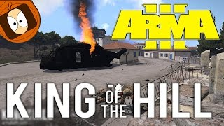 KING OF THE HILL | GUERRE URBAINE A SOFIA !! | ARMA 3 MOD