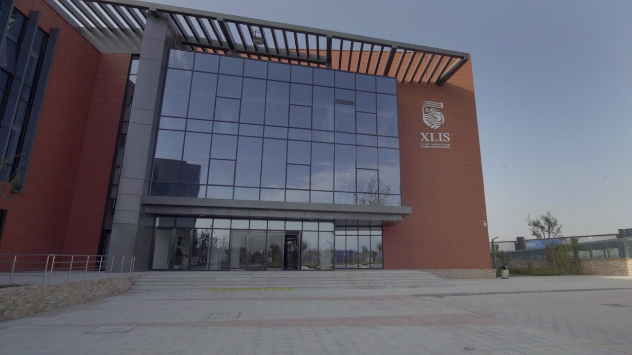 A Steelcase Education Customer Story: Xi'an Liangjiatan International School