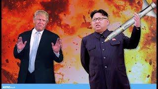 КИM ЧEH ЫH уничтожит Трампа и США / Почему Трамп угрожает Северной Корее (КНДР) Когда начнётся война