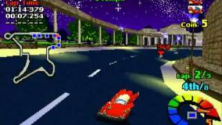 Motor Toon Grand Prix - Gameplay 2 - PSone