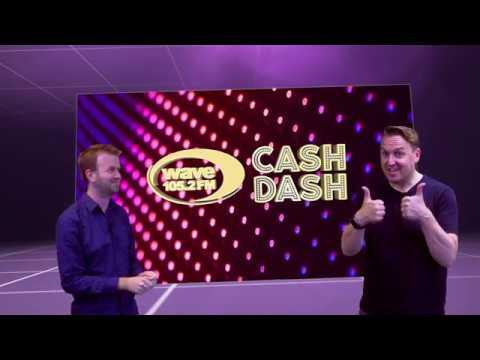 Wave 105 Cash Dash