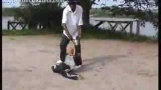 African puppet dance
