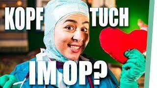 How To: Wie trägt man einen Hijab im OP