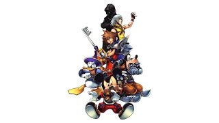 Kingdom Hearts Music Compilation - Vol I - Battle Themes