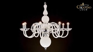 Amanda Collection Crystal Chandeliers Video