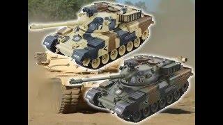 Zhorya RC Tank M60 Patton