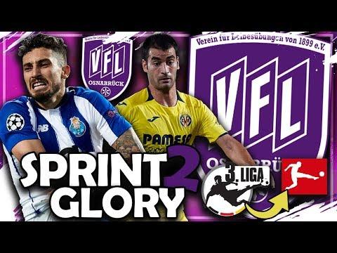 TAUSCH STG: IST DAS DIE SCHWERSTE STG ?! 💥🔥   FIFA 19: VFL OSNABRÜCK Sprint to Glory
