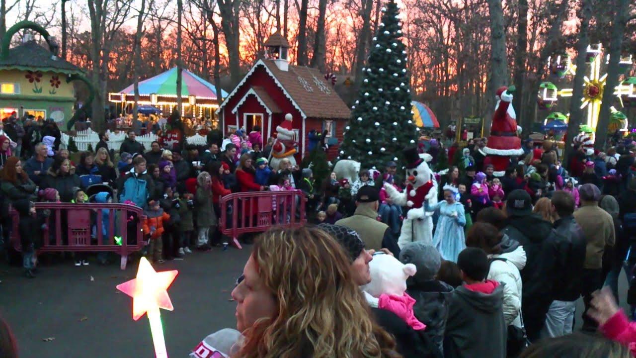 Christmas Parade @ Storybook Land - YouTube