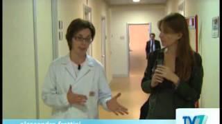 Guido Ghisolfi racconta la sua azienda a Barbara Carfagna