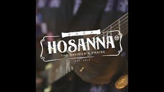 Gambar cover Hosanna by KODA