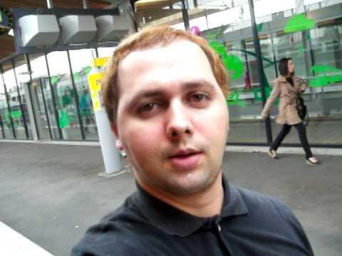 RER à Versailles... Station Chapelle...?