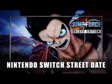 🎮JUMP FORCE –Nintendo Switch Street Date🎮 |