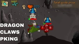 PKing at Revenant Caves with DRAGON CLAWS (Loot From 1 Hour)