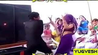 Indian village bhabhi dance video Indian wedding dance video