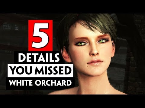 5 Things You May Have Missed in White Orchard | THE WITCHER 3 thumbnail