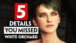 5 Things You May Have Missed in White Orchard | THE WITCHER 3