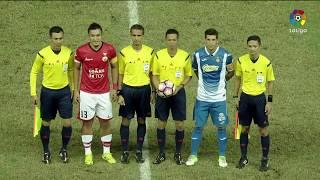 Persija Yakarta Vs RCD Espanyol