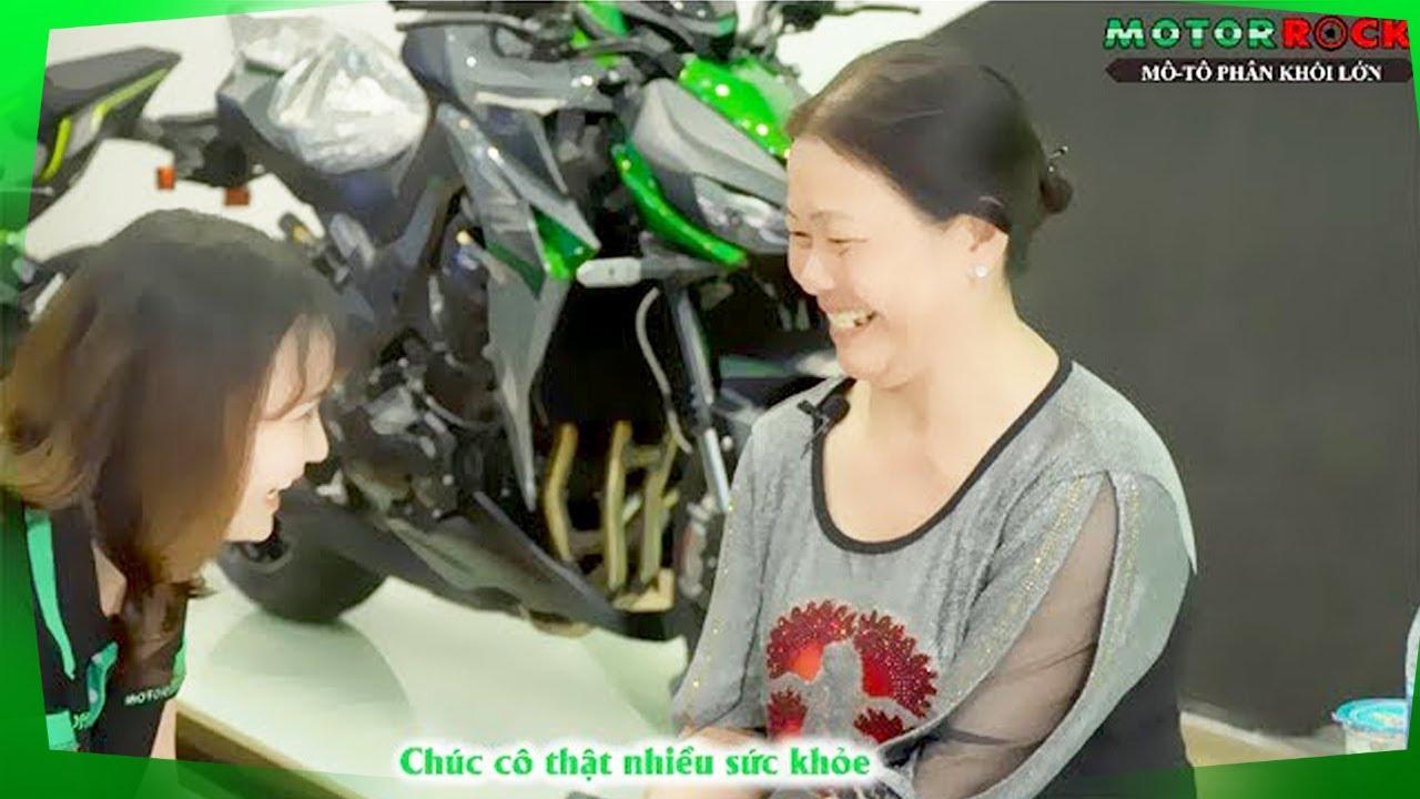 Mua Z1000R 2019 Cho Con | Bà Mẹ Miền Tây Tuyệt Vời Của Năm