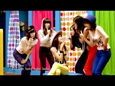 Girls Generation  Gee