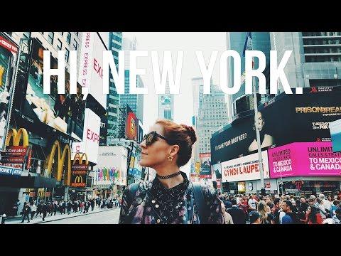 NEW YORK CITY VLOG | Jen Dre #germangirlinNYC