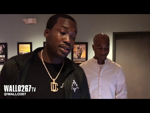 Wallo267 Exclusive 10 Minute 1 On 1 With Meek Mill