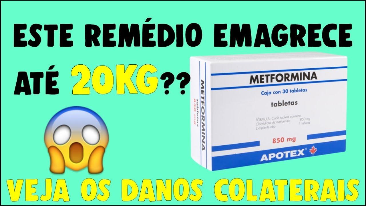 pre diabetes y metformina emagrece