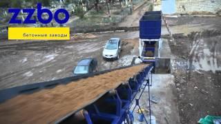 В Дербенте новый бетонный завод ЛЕНТА-72 от ZZBO. Видео работы ЖБИ завода и РБУ