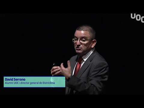David Serrano - Graduat en Ciències Empresarials per la UOC
