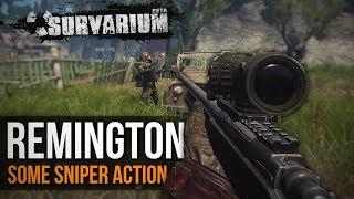 Survarium   Remington 700 Sniper Action!