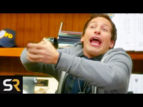Brooklyn Nine Nine Best Deleted Scenes And Bloopers