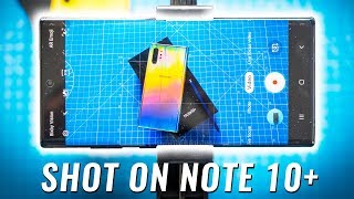 Samsung Note 10+ Impressions - SHOT ON GALAXY NOTE 10+🔥🔥
