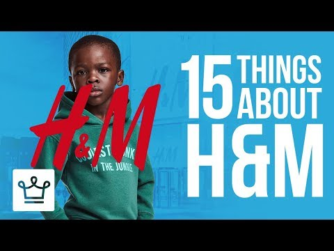 15 Things You Didn't Know About H&M