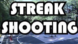 3 Point Shooting Drills Streak Shooting