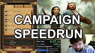 Age of Empires 3 Act One Speedrun [Max Difficulty; Any%; Single Segment; WR]