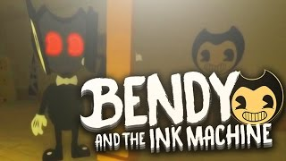 Bendy And The Ink Machine En Roblox !