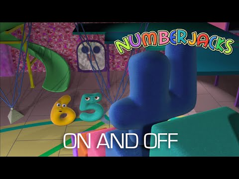 NUMBERJACKS   On and Off   S1E28