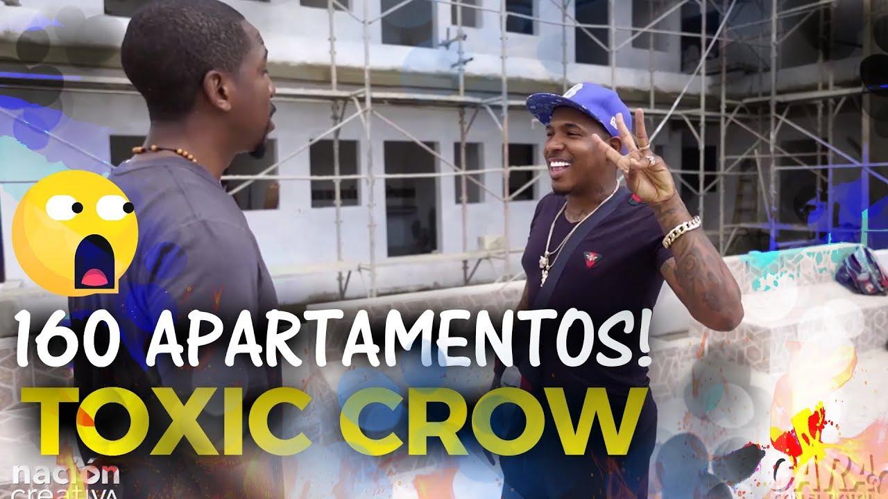 LOS 160 APARTAMENTOS DE TOXIC CROW | CARA A CARA