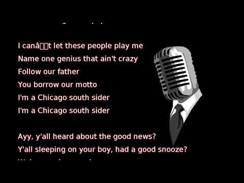 Kanye West - Feedback (lyrics)