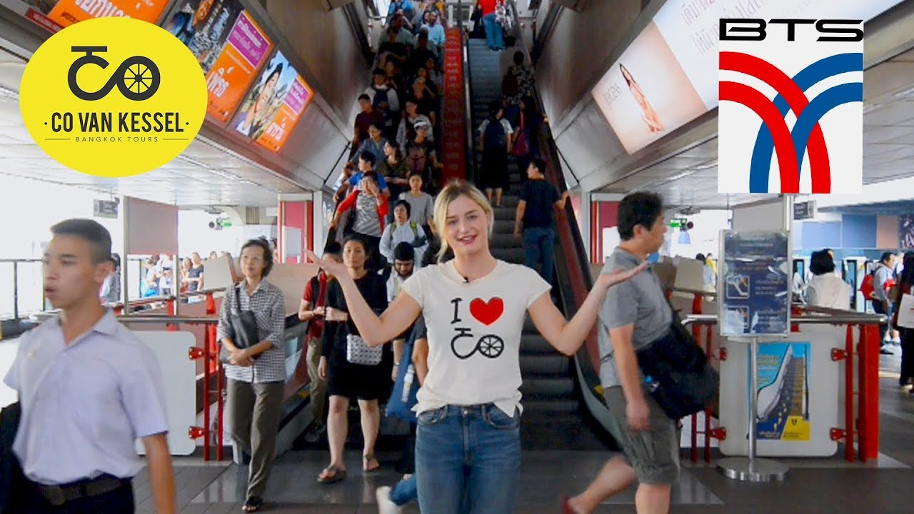 How to use the BTS Skytrain in Bangkok (Co van Kessel Guide)