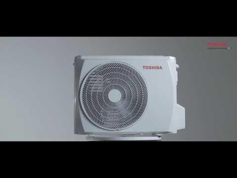 Toshiba U2KH3S (RAS-09U2KH3S-EE/RAS-09U2AH3S-EE). Видео 0