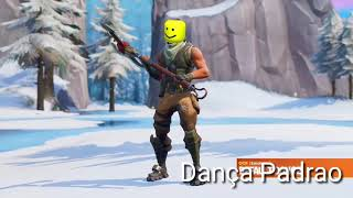 Fortnite dances on the death sound of Roblox oofffff