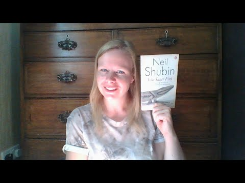 Lydia's Review Of 'Your Inner Fish' By Neil Shubin