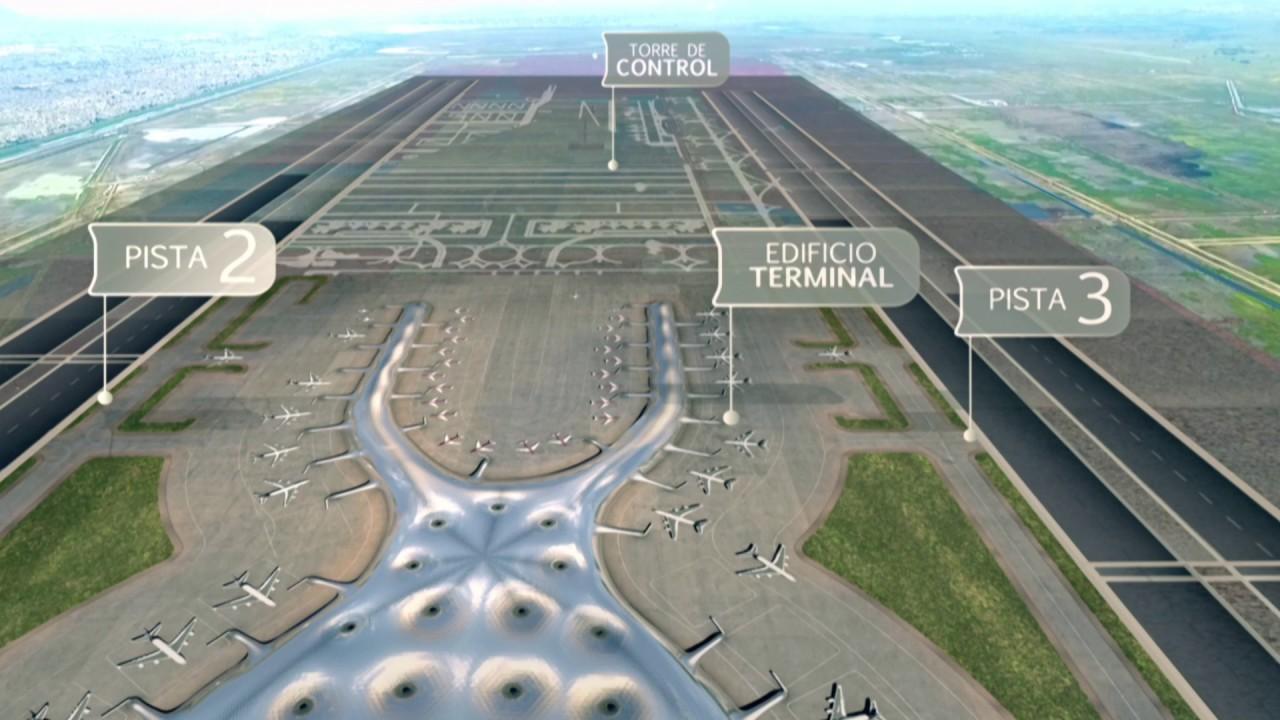 Naicm la puerta de m xico al mundo 2 radio youtube for Puerta 6 aeropuerto ciudad mexico