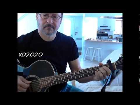 Dixie, Harmonium, leçon de guitare(Version 2015)