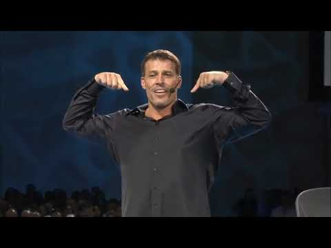 Tony Robbins Best Motivational Video - The Speech To Inspire Masses