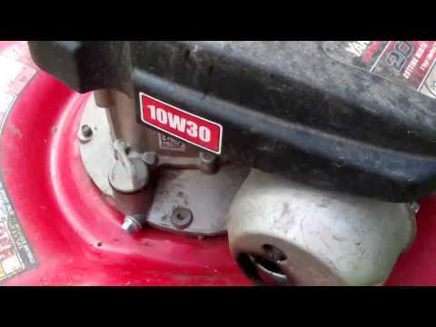 Yard Machines 20 inch 140 CC Push Mower Review