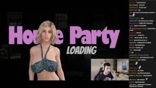 House Party / Fear Factor Announcement / Reddit Recap (VOD with chat) [07/31/2017]